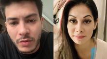 "Arthur Aguiar rebate acusações de Mayra Cardi: ""Traí, mas nunca fui abusador"""
