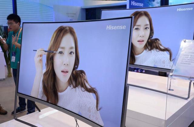 Sharp abandons TVs in the US, hands keys to China's Hisense