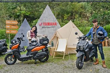 盡情野Fun!全新改款Yamaha BW'S售價86,800元在台上市
