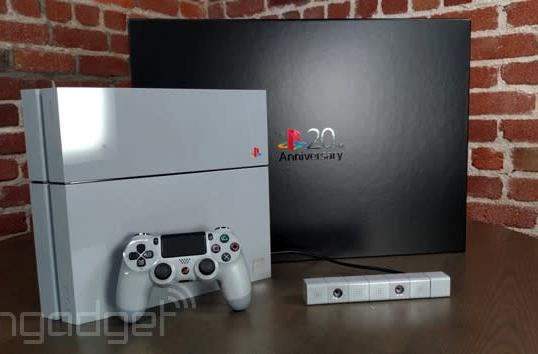 Sony told off for unfair 20th Anniversary PS4 competition