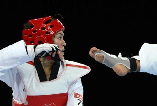 Taekwondo - Espinoza avanzó a cuartos de final