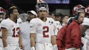 Saban caught criticizing Hurts in spring game