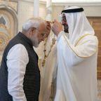 India's Modi awarded UAE medal amid Kashmir crackdown