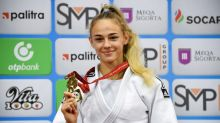 Bilodid makes judo history as world's youngest champion