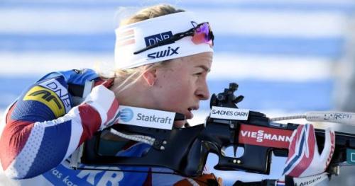 Biathlon - CM (F) - Oslo : Tiril Eckhoff domine la mass start et termine la saison en beauté