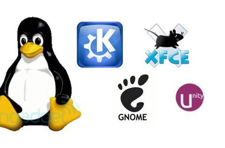 How-to: Picking a desktop environment in Linux