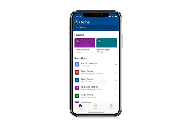 Microsoft's Lists is a powerful to-do app for businesses