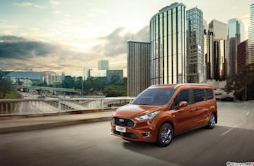 The All-New Ford Tourneo Connect旅玩家 正式上市