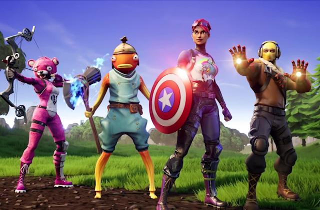 'Fortnite' lets you fight Thanos with Avengers weapons