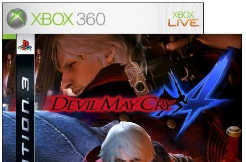 Joyswag: Five copies of Devil May Cry 4 (on your platform of choice)