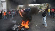 Anunciam medidas no Haiti para acalmar protestos