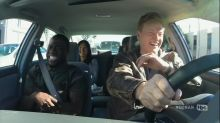 Kevin Hart, Ice Cube, and Conan Ride Along With Student Driver