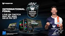 Predator Sim Racing Cup 2021 International Final: Livestream This Sunday on Twitch
