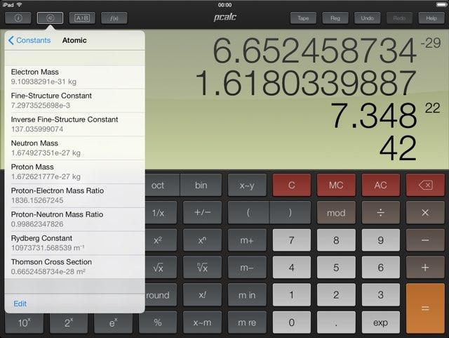 Apple asks PCalc devs to remove app widget due to obscure rule