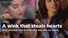 Priya Prakash Varrier, Madhuri Dixit, Vidya Balan - actresses who winked their way into our hearts - view pics