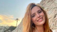 Bella Thorne, ex-atriz da Disney, derruba site pornô  ao anunciar perfil e quer faturar US$ 1 milhão por mês