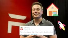 Elon Musk's Neighbour Reveals What it is Like to Live Next Door to SpaceX CEO