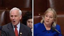 GOP Lawmaker Mansplains Equal Pay Legislation To Female Colleague