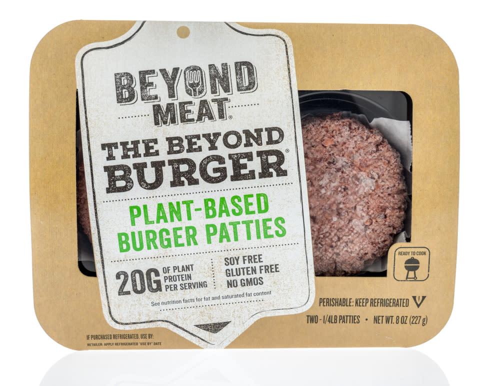 beyond meat aktie nachrichten