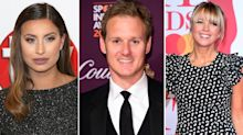 BBC and ITV stars go head-to-head for Sport Relief 2018 boat race