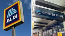 Aldi opens new look stores to rival Coles and Woolworths