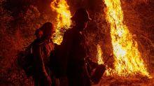 """""""Firenado"""": el video de un tornado de fuego que causa furor en las redes"""