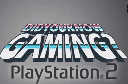 Did You Know Gaming reminds us the PS2 was once considered military hardware