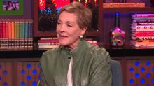 Julie Andrews has jokes for passing on Wolf of Wall Streetrole: 'I was so truly stoned'