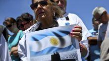 Hallan submarino argentino tras un año desaparecido