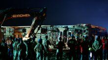 Dozens killed in Turkey train derailment