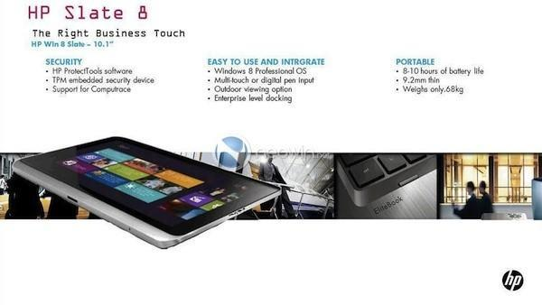 HP plans to hold off on building ARM-based Windows tablets, focus on x86 instead
