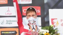 Cyclisme - UEA-Team Emirates - Fin de saison pour le vainqueur du Tour de France, le Slovène Tadej Pogacar