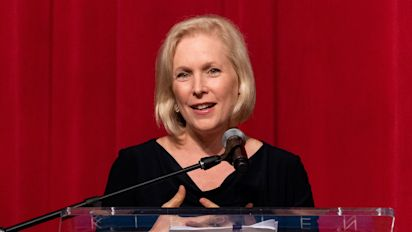 Sen. Gillibrand enters 2020 presidential race