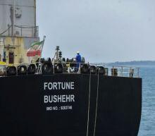 First Iranian oil tanker docks in Venezuela