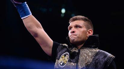 Derevyanchenko's last crack at gold