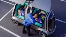 An unmanned car may soon deliver your Kroger groceries