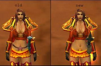 Forum Post(s) of the Day: Patch 2.1 changes females?