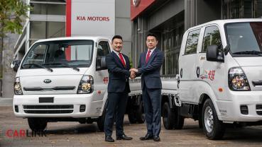 不只代理乘用車!台灣森那美起亞宣布正式成為KIA商用車總代理