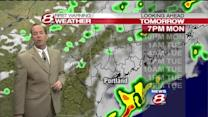 WMTW News 8 Afternoon Forecast