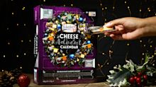 This popular cheese advent calendar is back - and it's only £8