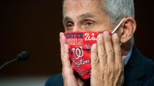 Top HHS adviser reportedly tried to stop Fauci from encouraging widespread testing and masks in schools