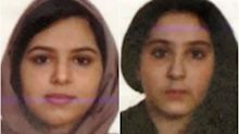 Deaths of Saudi sisters found bound together in New York's Hudson River ruled to be suicide