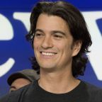 WeWork co-founder pushed aside in $5B SoftBank takeover