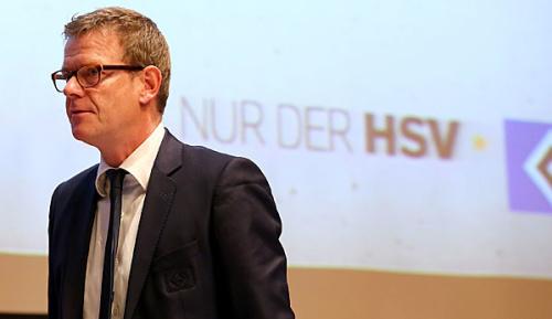 Bundesliga: Strafanzeige gegen ehemaligen HSV-Vorstand