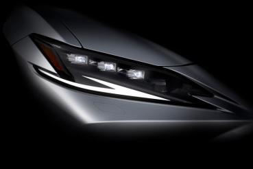Lexus小改ES預告4/18上海車展首演
