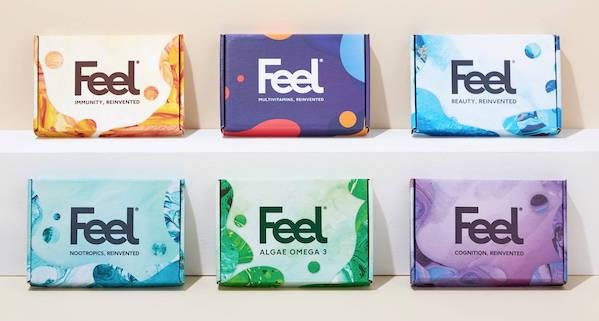 'Pure' nutritional supplements startup Feel closes $6.2M investment, led by Fuel Ventures
