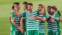 Champions League: Rapid Wien schlägt Lok Zagreb knapp