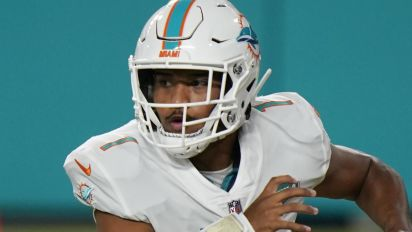 Tua Time in Miami: Rookie named Dolphins starter