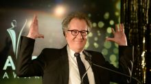 Geoffrey Rush accused of harassment by 'Orange Is The New Black' actress Yael Stone