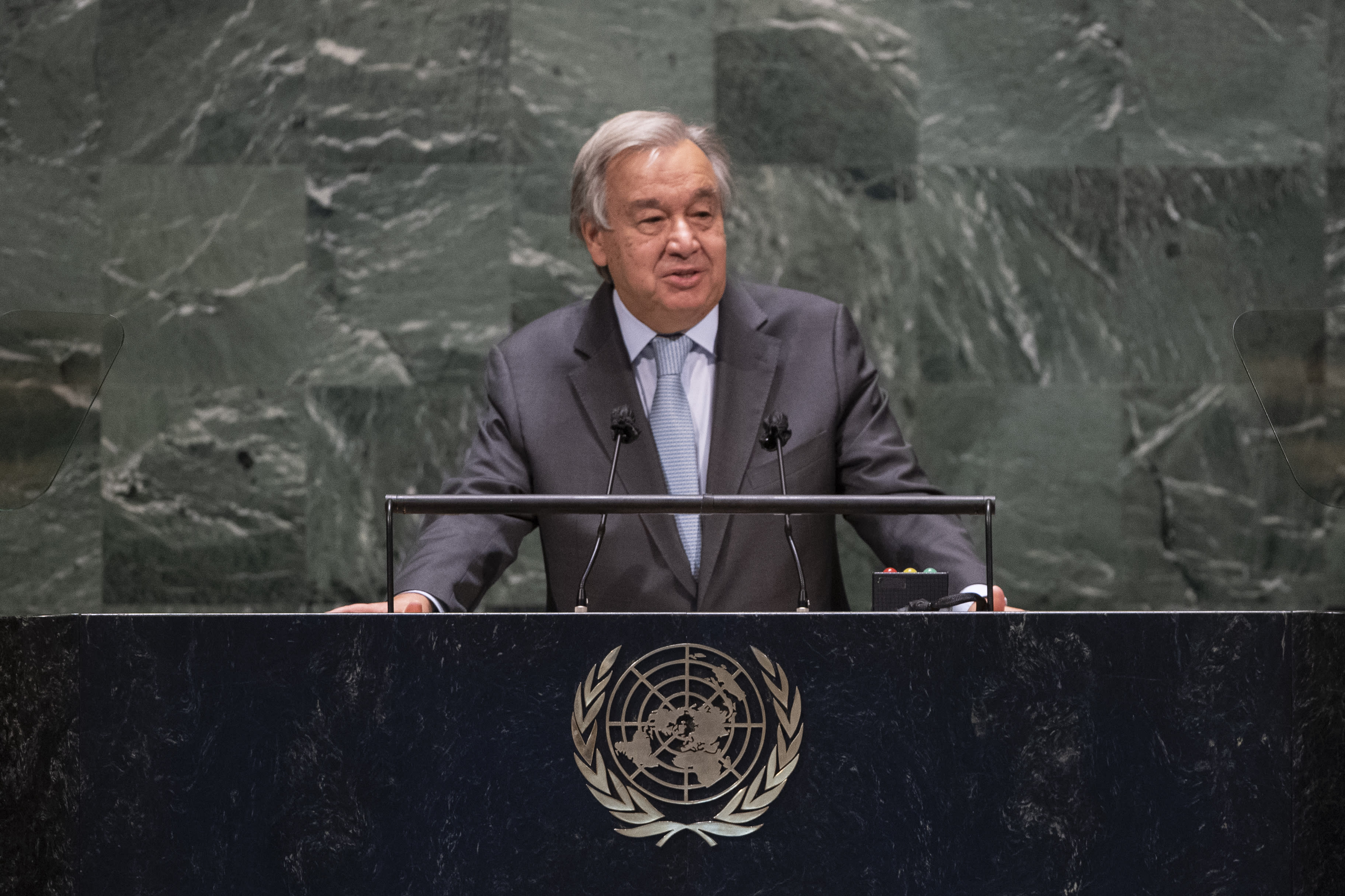 World leaders who skipped past UN meetings get their moment